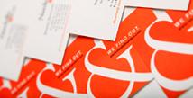 Rebrand, Logo, Tagline, Biz Card & Bio Sheets