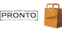 Logo & Take Out Bag